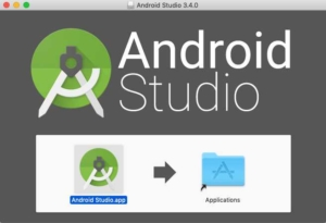 Android studioを使ったAndroidアプリ開発